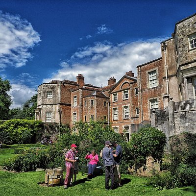 Mottisfont Abbey, National Trust