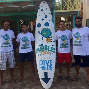 It's one of the best diving schools in Dahab town they are professional and all the team know ho