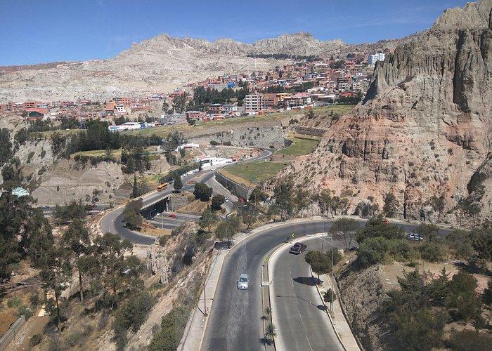 Amazing sights of La Paz