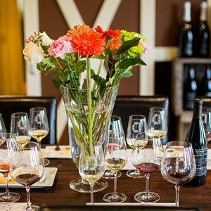 Premier Wine & Food Pairing Walking Tour - downtown Healdsburg, Sonoma County.