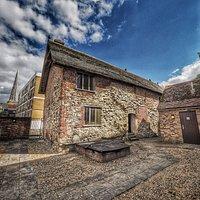 Medieval Wine Merchants House