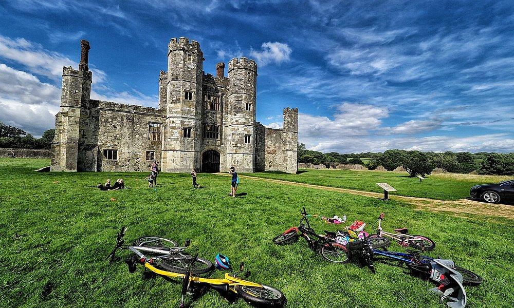 Titchfield Abbey English Heritage