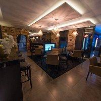 Ambiente refinado e excelente espaço físico para seu conforto