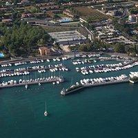 Il porto più esclusivo del Lago di Garda