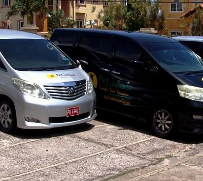 Best Jamaica Airport Transfer and Tours fleet.