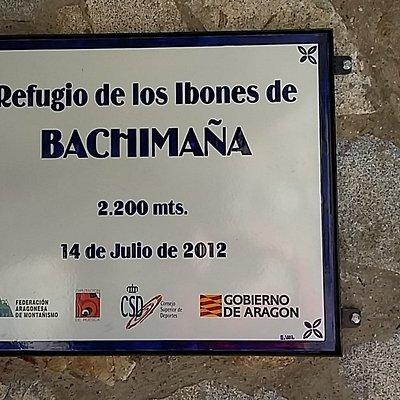 Refugio de los Ibones de Bachimaña