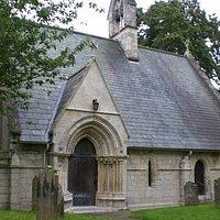 St Giles Church Skelton York.