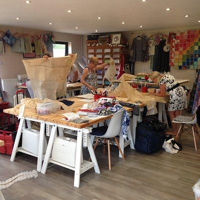 dressmaking workshops