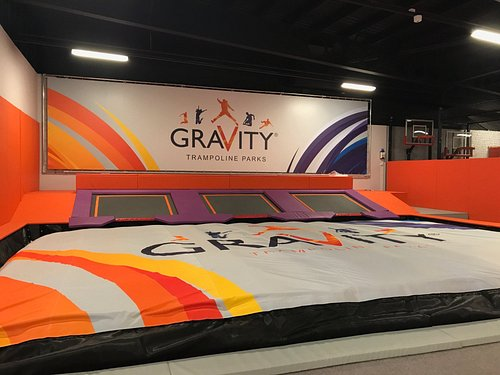 Gravity Trampoline Parks, Fountain Park Edinburgh, Come join us for a bounce!!