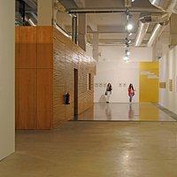 Vista geral de exposição da coleção de Arte Bruta Treger/Saint Silvestre