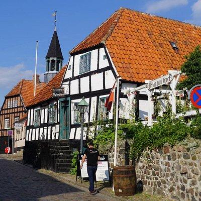 Ebeltofts gamle rådhus
