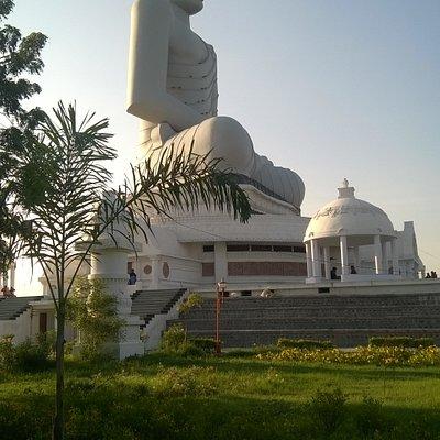 amaravati big budda stupa