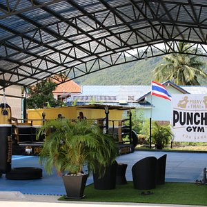 Muay Thai Gym front side