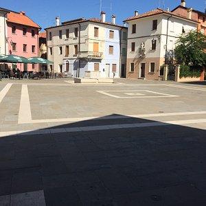 La Piazza Municipale