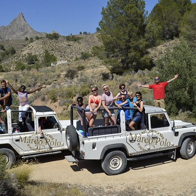 4x4 Jeep Safari Benidorm