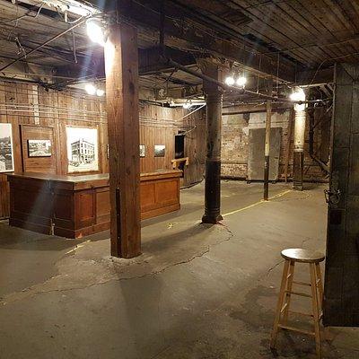 Een oud café