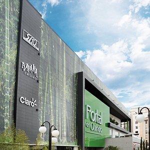 El Centro Comercial se encuentra ubicado en una de las mejores zonas de la ciudad.