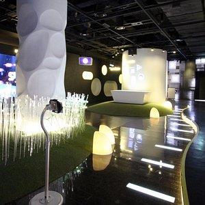 디지털파빌리온 1층 ICT 창조관