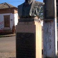 Monumento ao pioneiro