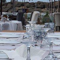 Batıpark Karadeniz Balık Restaurant. Balığın karaya çıktığı yer. Genel görünümler