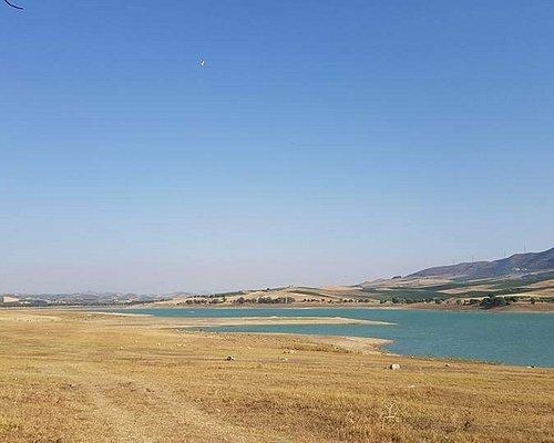 Lago Poma o Diga Jato