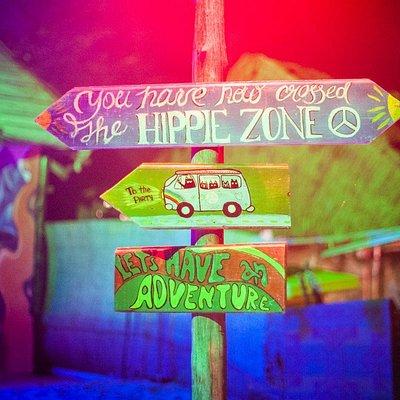 Otres Corner Last Hippie Standing