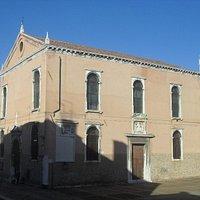 Scuola di Santa Maria e di San Cristoforo dei Mercanti - Campo della Madonna dell'Orto