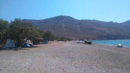 Παραλία Εριστος