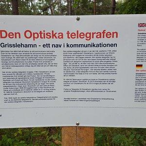 Optiska Telegrafen, Grisslehamn