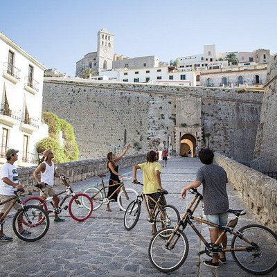 Bamboo Bike Tours Ibiza - Portal Nou