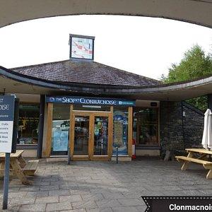 Punto per lo shopping a Clonmacnoise