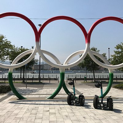 Olympic Park in Budapest