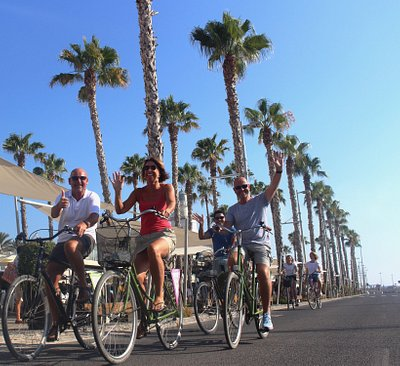 City Bike Tour Málaga