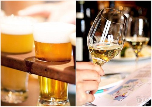 Barcelona wine tasting and Beer tour.