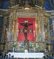 Cappella lignea del Crocifisso nero