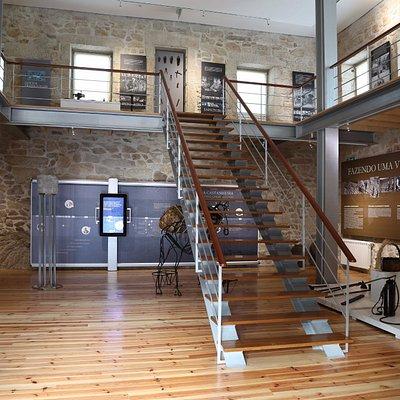 Museu da Memória Rural, Timeline Interativa e Sala do Vinha e do Vinho