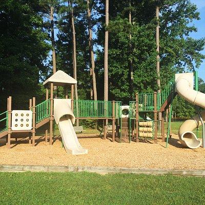 Quarterpath Park Playground