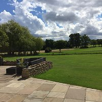 Great View from Orangery