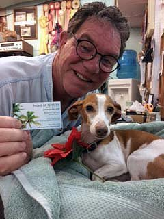 OWNER RICHARD AND OSCAR HAMMIN IT UP !