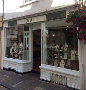 Yi Lin jewellery shop, Canterbury