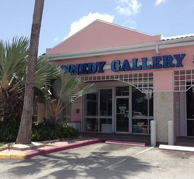 We Are Located in West Shore Center (Pink Plaza) on West Bay Rd, Seven Mile Beach