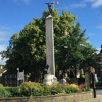 War Memorial Skipton
