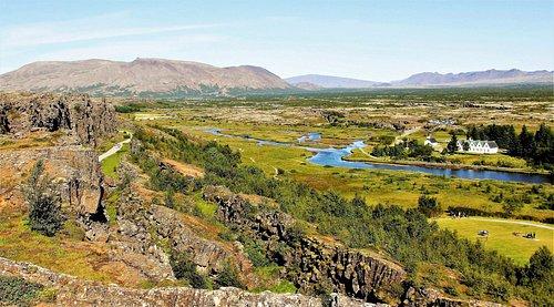 Þingvellir - Thingvellir National Park ( The ancient Parliament Plains of Thingvellir)