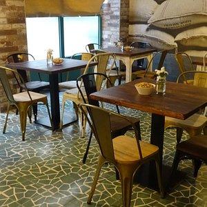 Nuevas instalaciones del tsaciana bar