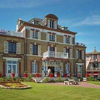 Bureau d'Information Touristique de Villers sur mer - Villa Durenne