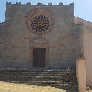 Chiesa campestre di San Mauro