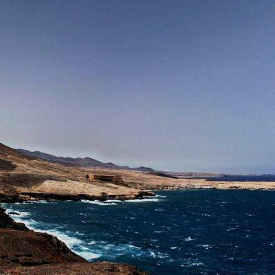 Агимес, Playa de El Cabron