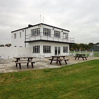 The Control Tower, Wickenby Aerodrome