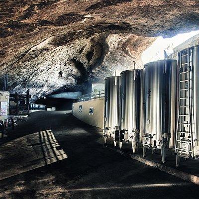 La Cuverie de nos Caves La Perrière à Verdigny    ©JP. EHRMANN