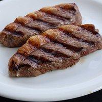 Carnes macias e suculentas, com variadas opções